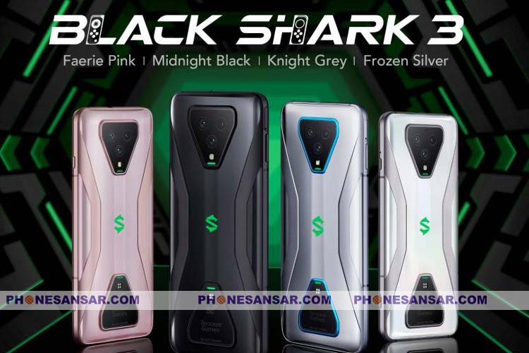 Black Shark 3, The Flagship 5G Gaming Price in Nepal