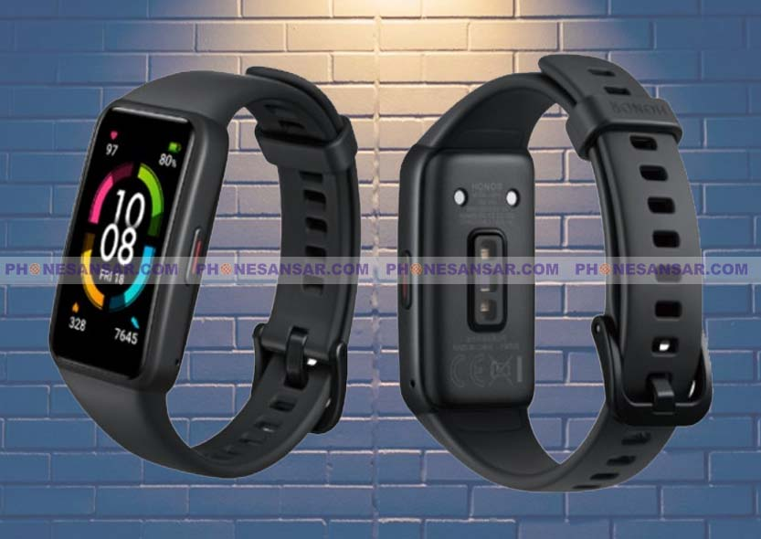 Honor Band 6 launched in china