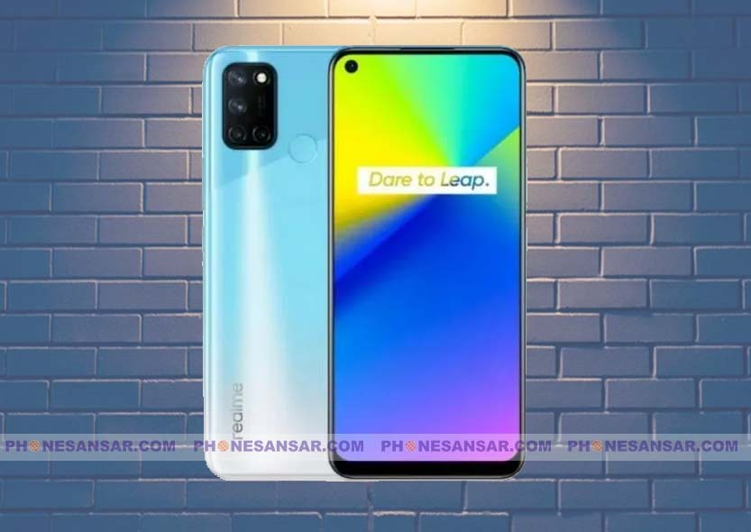 Realme 7i finally launched in Nepal