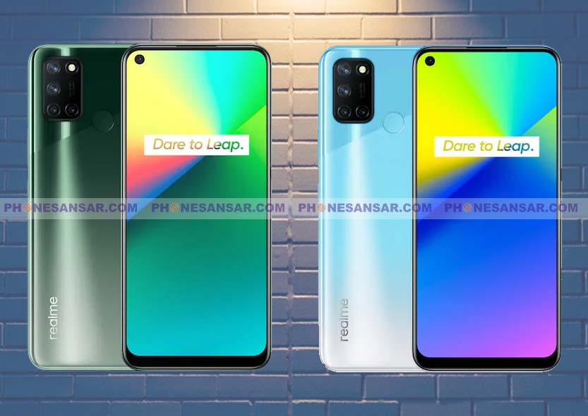 Realme 7i launching in Nepal