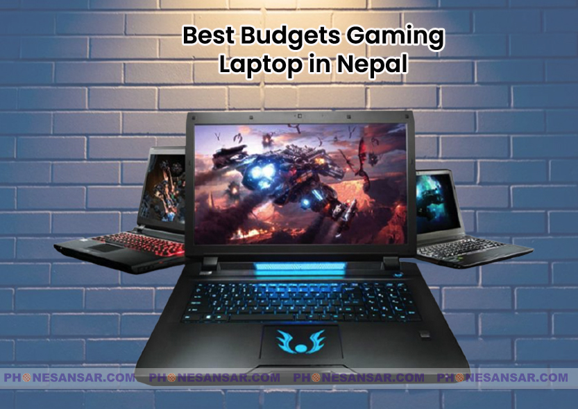 Best Budget Gaming Laptops in Nepal